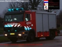 professional fire brigade Municipal Enschede The Netherlands